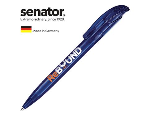 Senator Challenger Pen - Clear