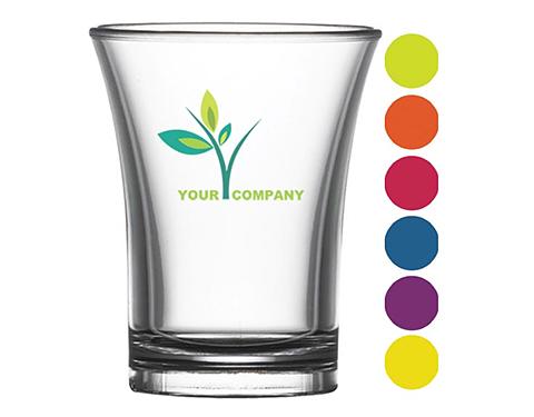 Afterburner Reusable 25ml Plastic Shot Glass
