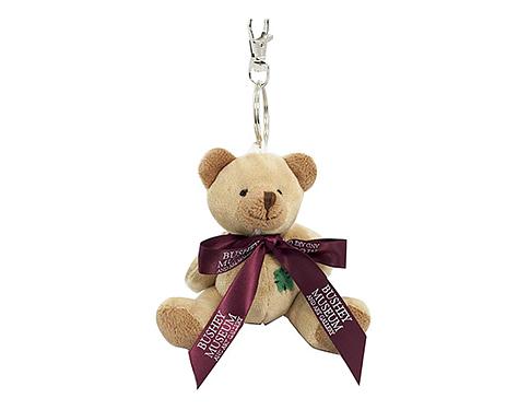 Baloo Bear Keyring With Bow