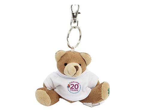 Baloo Bear Keyring With T-Shirt