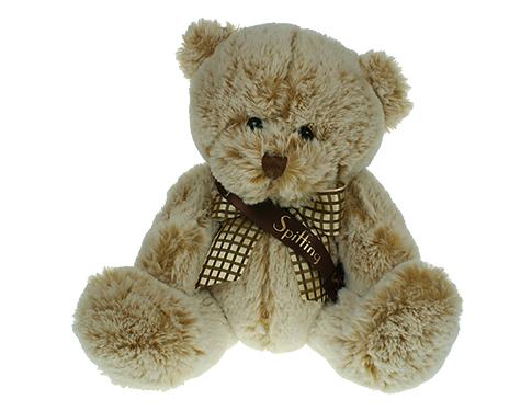 20cm Fudge Bear With Sash