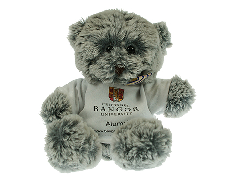15cm Mulberry Bear With T-Shirt