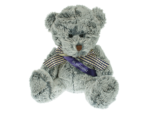 20cm Mulberry Bear With Sash