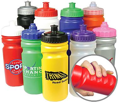 Contour Grip 500ml Sports Bottles