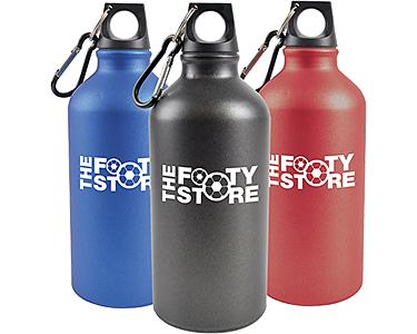Chieftain Frost 550ml Aluminium Drinks Bottles