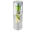 Riviera 740ml Fruit Infuser Printed Water Bottles  by Gopromotional - we get your brand noticed!