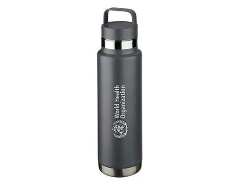 Portmeirion 600ml Copper Vacuum Insulated Sport Bottle