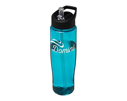 H20 Marathon 700ml Spout Lid Water Bottle