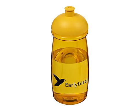 H20 Splash 600ml Domed Top Sports Bottle