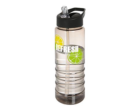 H20 Waterfall 750ml Spout Lid Sports Bottle