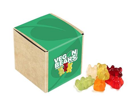 Eco Kraft Cube - Kalfany Vegan Beans