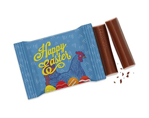 3 Baton Chocolate Bar - Easter