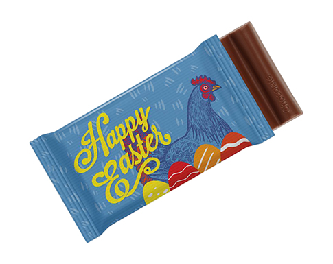 6 Baton Chocolate Bar - Easter