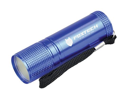 Illuminate COB LED Aluminium Torches