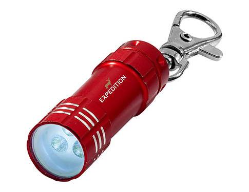 Zeus LED Keyring Torch