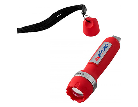 Power Rechargeable USB Torch