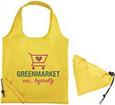 Malibu Foldaway Printed Tote Bag