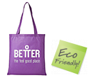 Chatsworth Non-Woven Small Convention Tote Bags  by Gopromotional - we get your brand noticed!