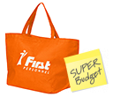 Colossus Non-Woven Tote Shopping Bags  by Gopromotional - we get your brand noticed!
