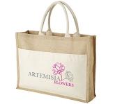 Calcutta Natural Cotton Corporate Jute Bag