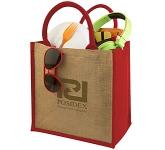 Bombay Natural Cotton Jute Gift Bag