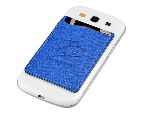 Wave Premium RFID Phone Wallet
