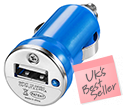 Super Budget USB Car Chargers  by Gopromotional - we get your brand noticed!