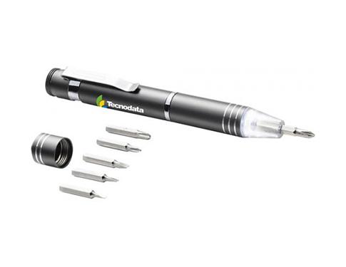 Bullet 7 Function Screwdriver Set