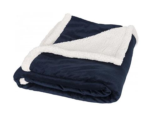 Treker Sherpa Fleece Travel Blanket