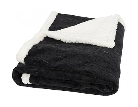 Luxury Sherpa Heathered Blanket