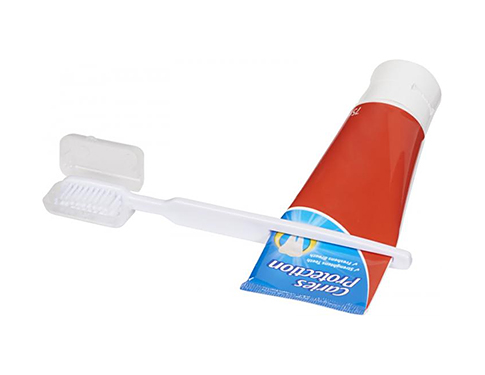 Arctic Toothbrush With Squeezer