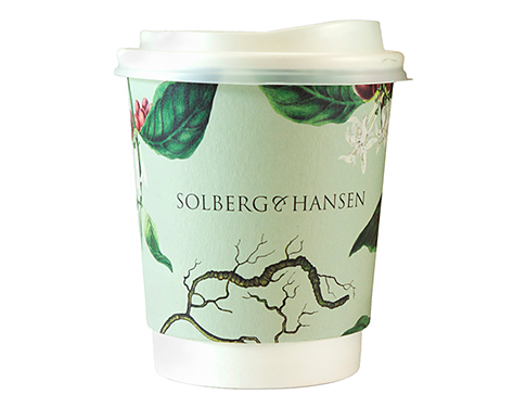 250ml Compostable Eco-Friendly Cup