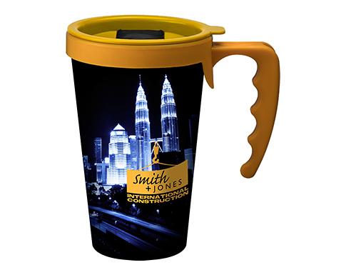 ColourBrite Universal 350ml Delxue Travel Mug