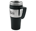 Jet Stainless Steel Travel Mugs  by Gopromotional - we get your brand noticed!