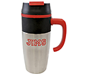 Melbourne Stainless Steel Travel Mugs  by Gopromotional - we get your brand noticed!