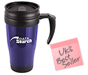 Echo Coloured Thermo Travel Mugs  by Gopromotional - we get your brand noticed!