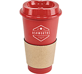Bistro 500ml Plastic Take Away Mug