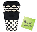 400ml eCoffee Cups - Basket Case  by Gopromotional - we get your brand noticed!
