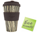 400ml eCoffee Cups - Baumrinde  by Gopromotional - we get your brand noticed!