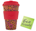 400ml eCoffee Cups - Yeah Baby  by Gopromotional - we get your brand noticed!