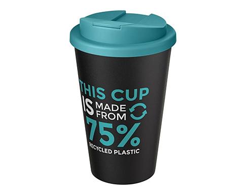 Americano 350ml Eco Take Away Mugs - Spill Proof Lid