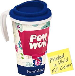 Americano ColourBrite Grande Travel Mugs