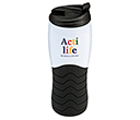 Trecker Rubber Grip Thermal Travel Tumblers  by Gopromotional - we get your brand noticed!
