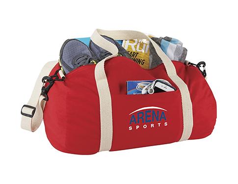 Hampton Cotton Duffel Bag