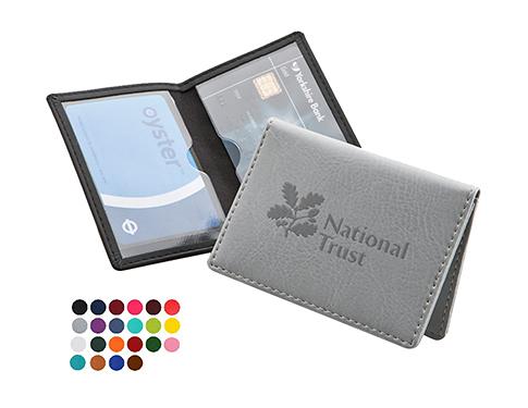 Buxton PU Credit Card Wallets