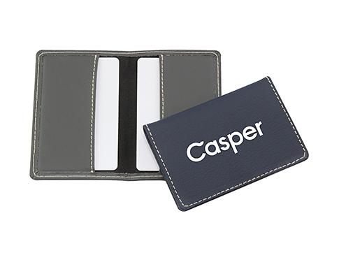 Hampton Eco Leather Travel Card Case