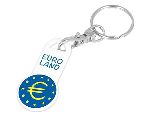 Euro Trolley Coin Stick
