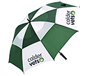 Birkdale Corporate Vented Umbrellas  by Gopromotional - we get your brand noticed!