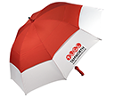 Pro-Brella Classic Vented Golf Umbrellas  by Gopromotional - we get your brand noticed!