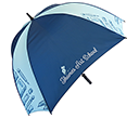 Fibrestorm Square Golf Umbrella  by Gopromotional - we get your brand noticed!